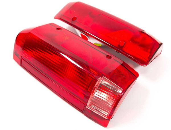 Complete Performance OEM Red Tail lights - CP-RED-OEM-TAIL