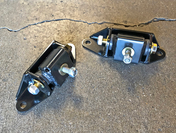 302 and 351w Motor Mounts