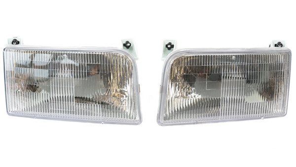 OBS Ford Factory Headlights(ONLY), 92-97 Ford (StockOEM)