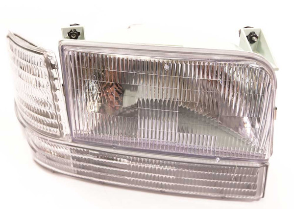Complete Performance CP-CLHDF Six Piece Clear Diffused Headlight Kit