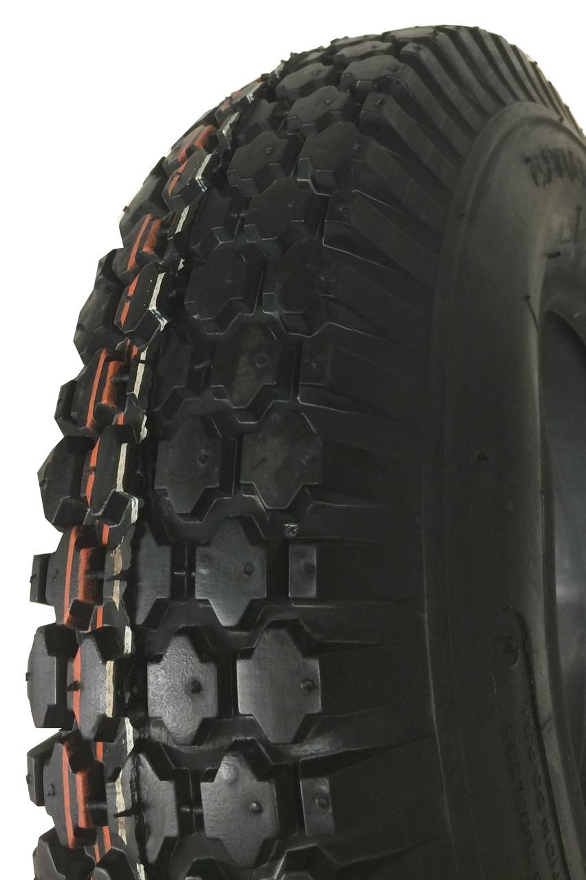 New Tire 4.80 4.00 8 Transmaster Stud S356 4 Ply 4.80/4.00-8