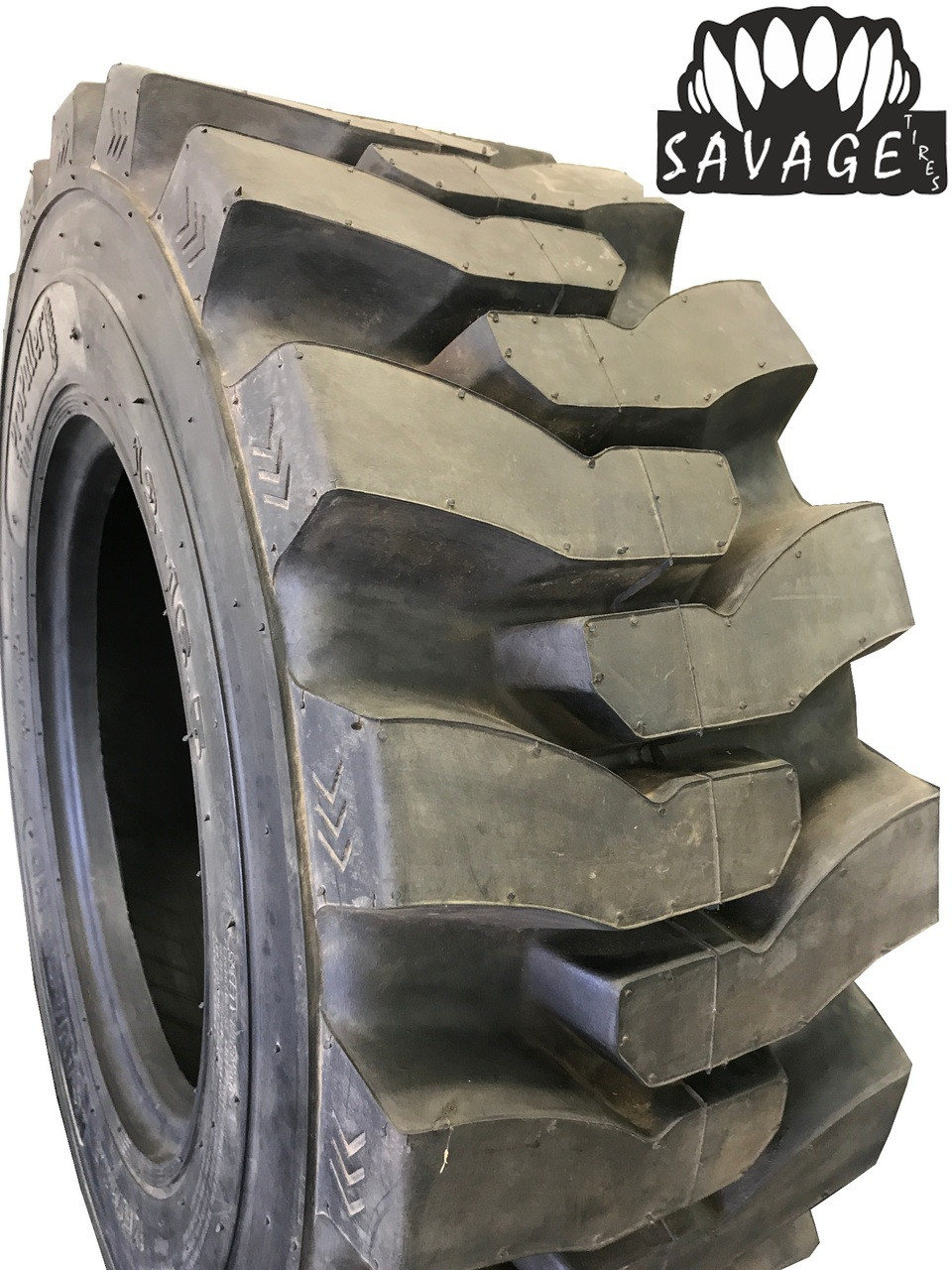 New Tire 12 16 5 Savage Hd Premium Skid Steer 12 Ply Deeptread 12x16 5 Ppt Your Next Tire