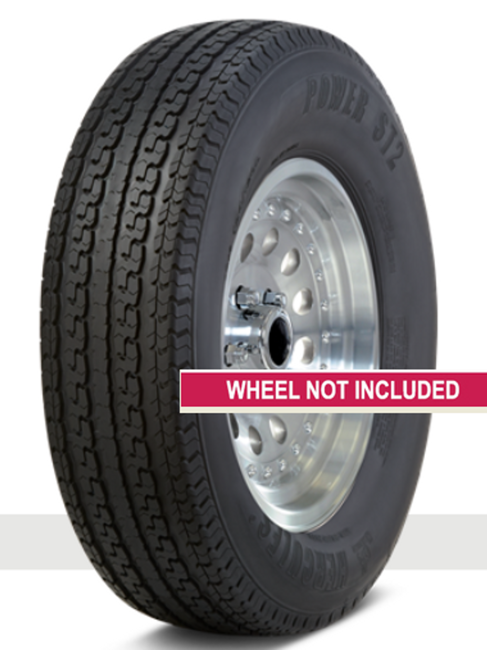 New Tire 205 75 14 Hercules Power ST2 Trailer 6 Ply ST205/75R14 Radial ATDST