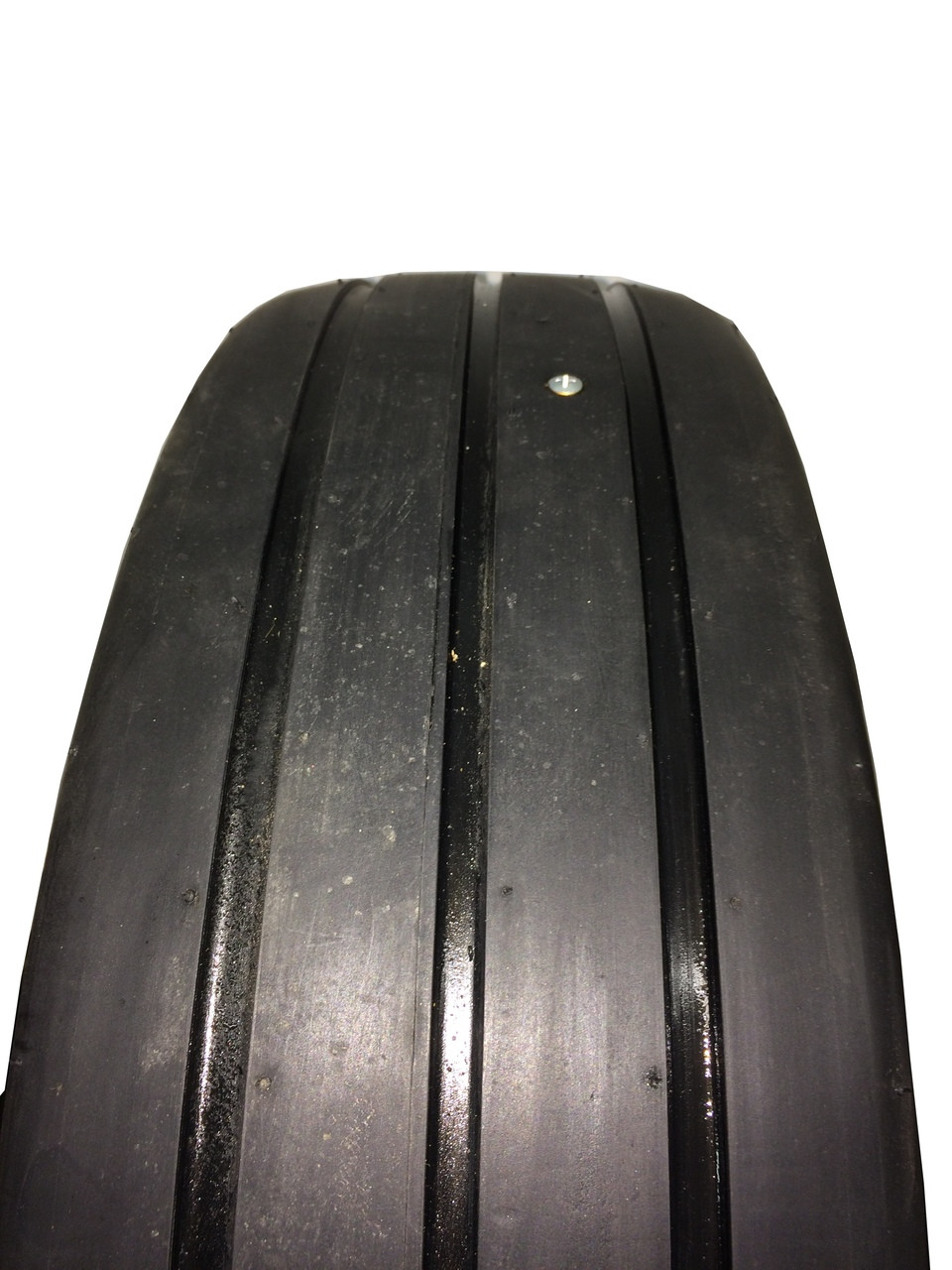 """New 25"""" Tall Batwing Shredder Foam Filled Tire on Rim - Free Shipping in 48 USA States"""