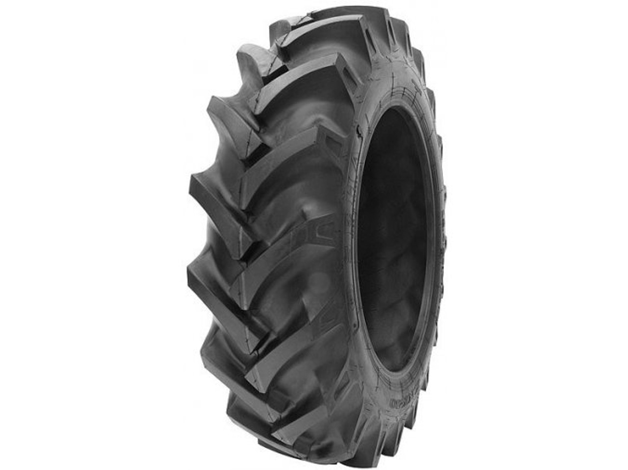 16.9 38 New GTK Bias R1 Tractor Tire AS100 10 Ply TubeType 16.9x38