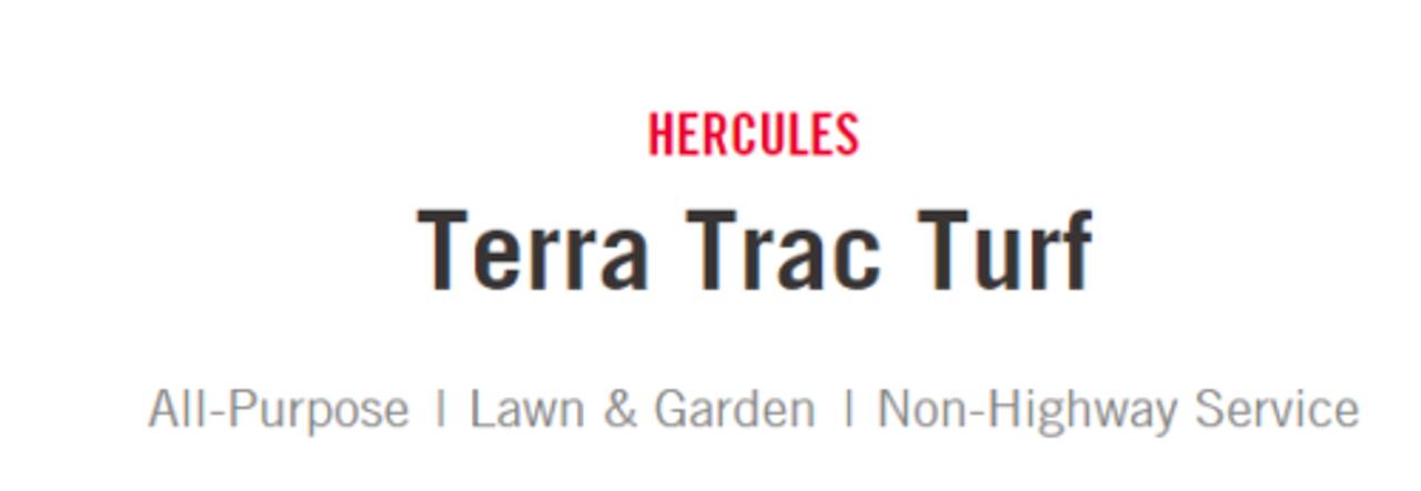 New Tire 18 8.50 8 Hercules Terra Trac Turf 4 ply 18x8.50-8 ATD