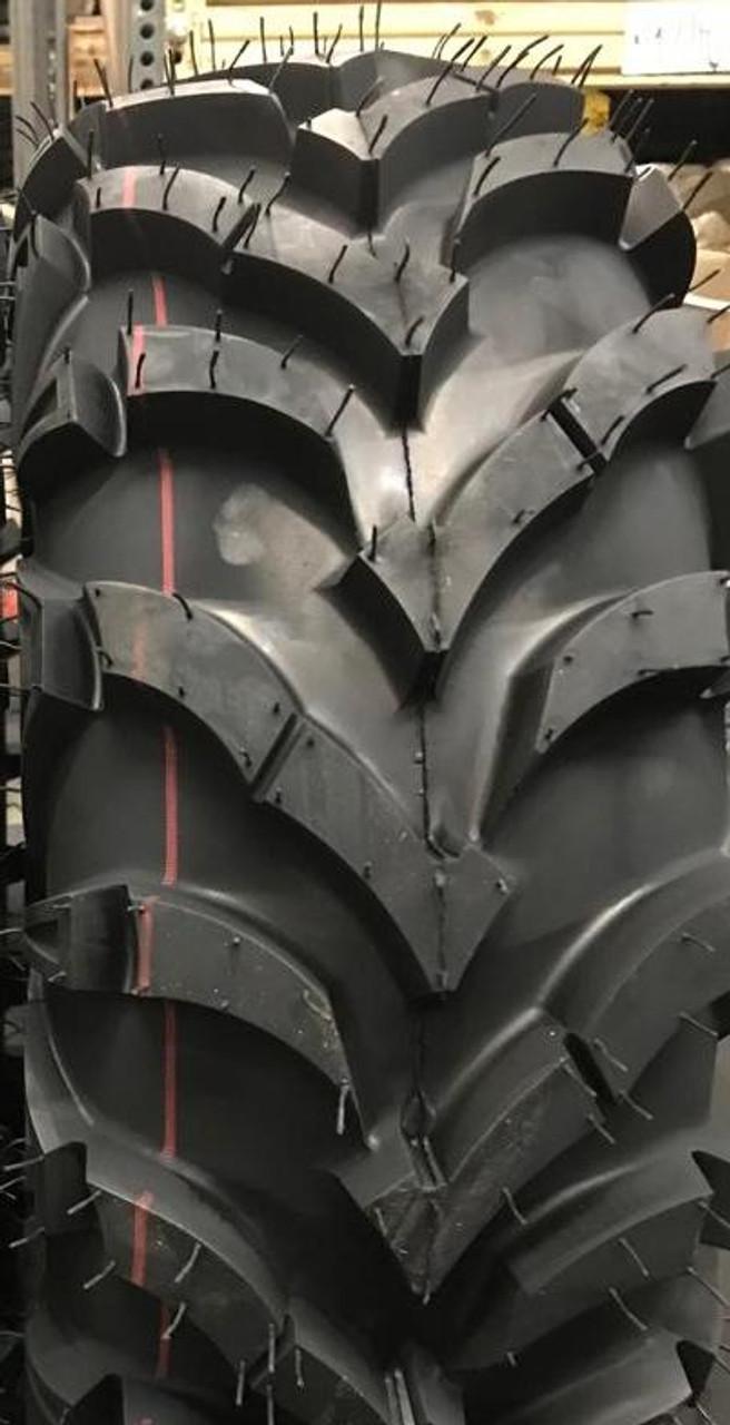 New Tire 24 8.00 12 K9 Kingsville 6 Ply ATV 24x8-12 DOB