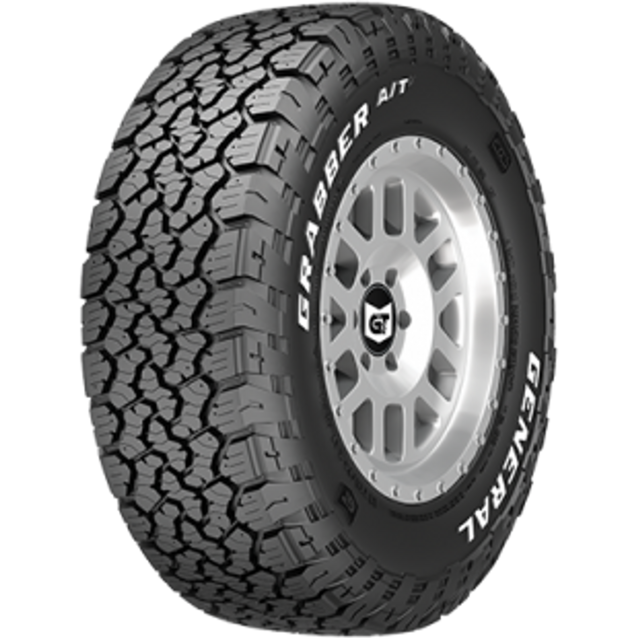 New Tire 235 75 15 General Grabber ATX RWL 6ply LT235/75R16 104S 50,000mile All Terrain