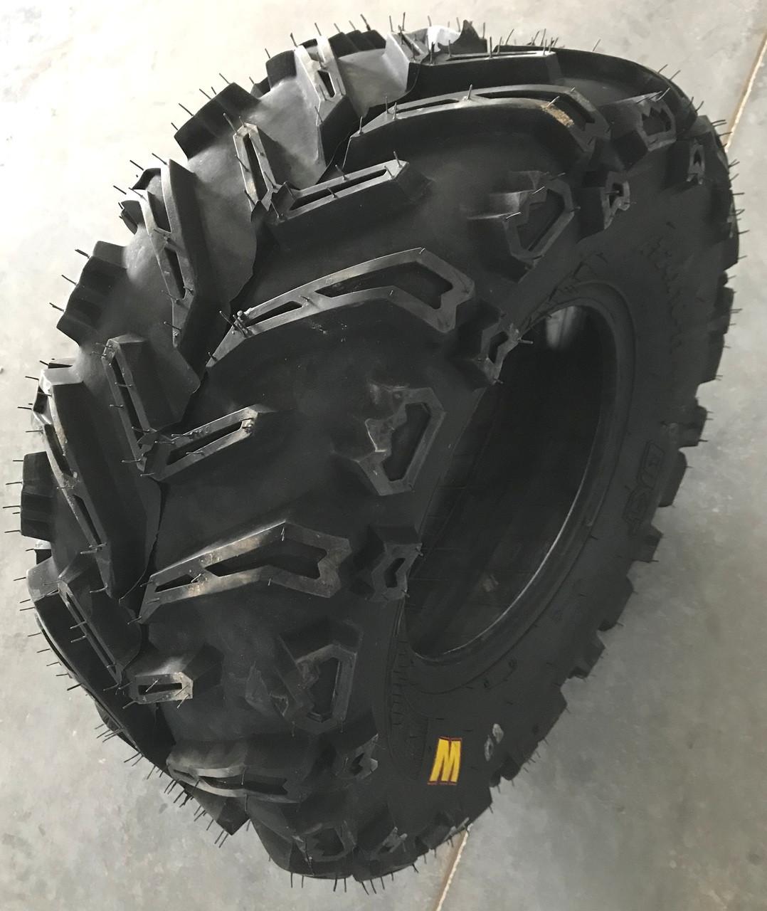 New Tire 22 8.00 10 BKT W207 6 ply ATV 22x8.00-10