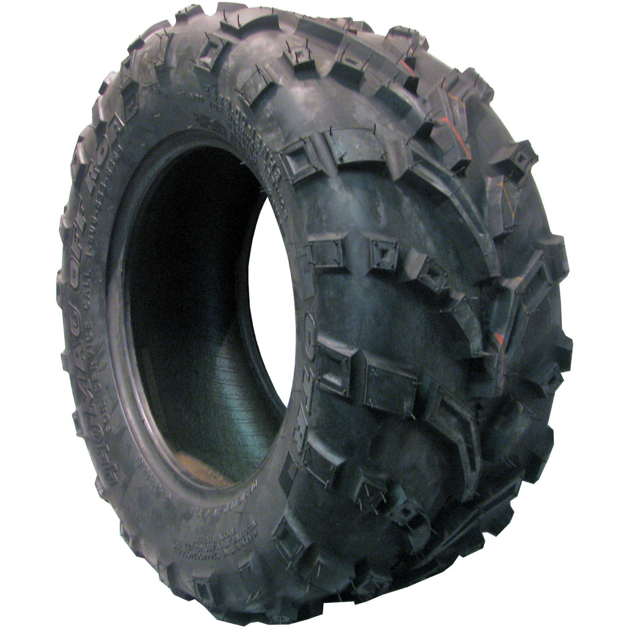 New Tire 24 9.00 12 OTR 440 Mag 6 Ply ATV 24x9.00-12 24x9-12