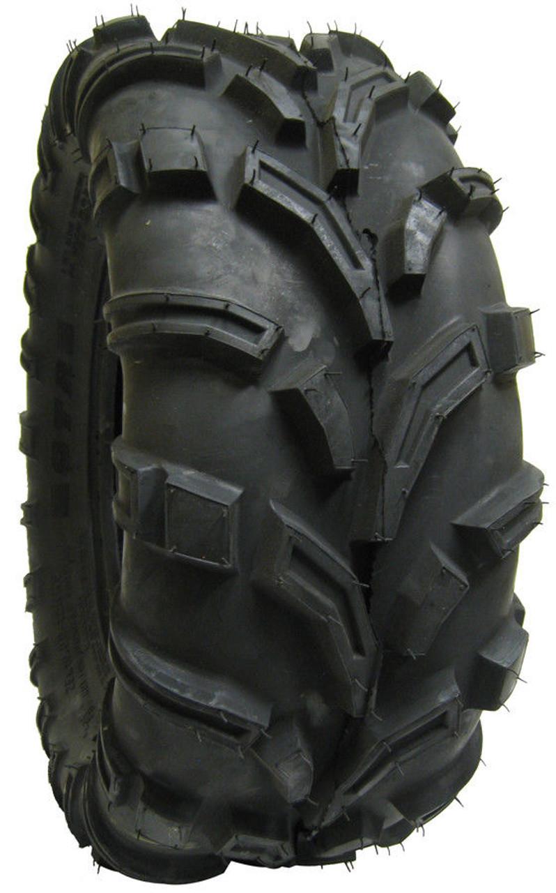 New Tire 25 10.00 12 OTR 440 Mag 6 Ply ATV 25x10.00-12 25x10-12