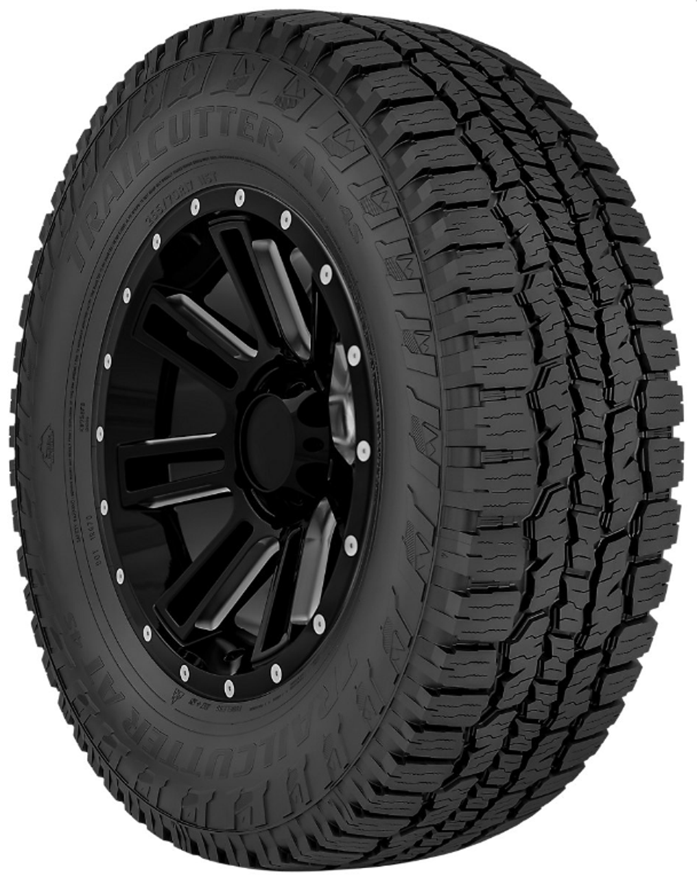 325 65 18 Delta Trailcutter AT 4S 10 Ply New Tire 55,000 Miles LT325/65R18 33.3""