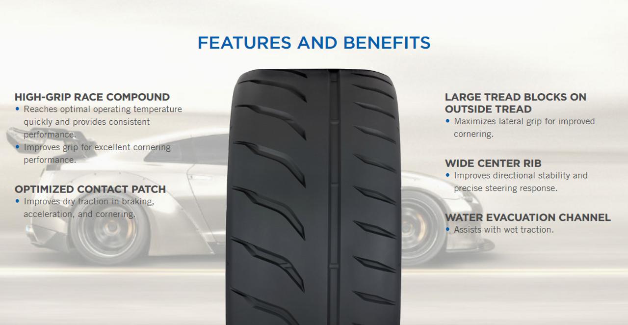 New Tire 285 35 20 Toyo Proxes R888R BSW 100Y 285/35ZR20 Street RR