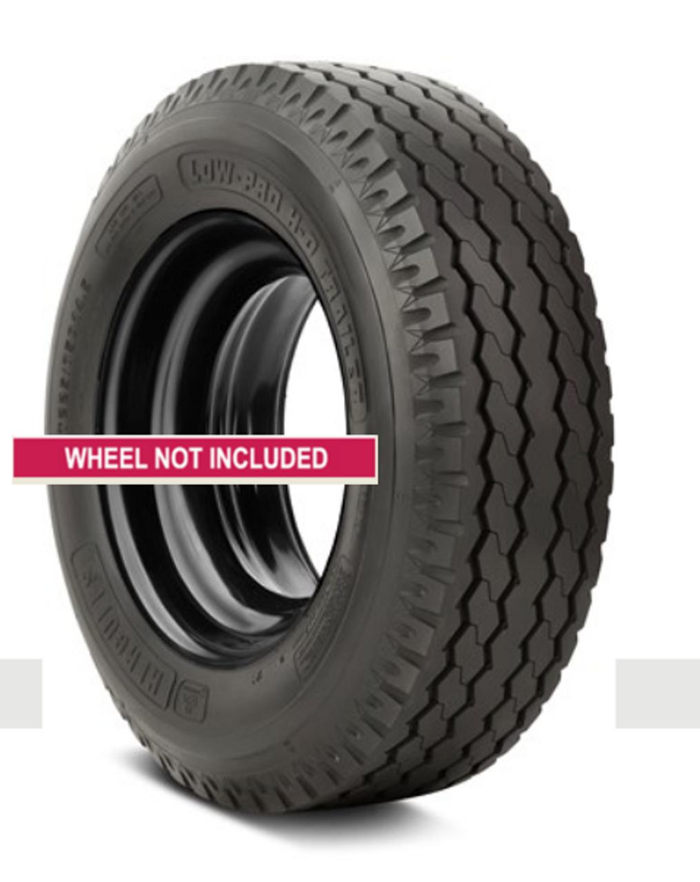 New Tire 225 75 14.5 Hercules Low Boy Trailer 14 ply 9-14.5 ST225/75D14.5