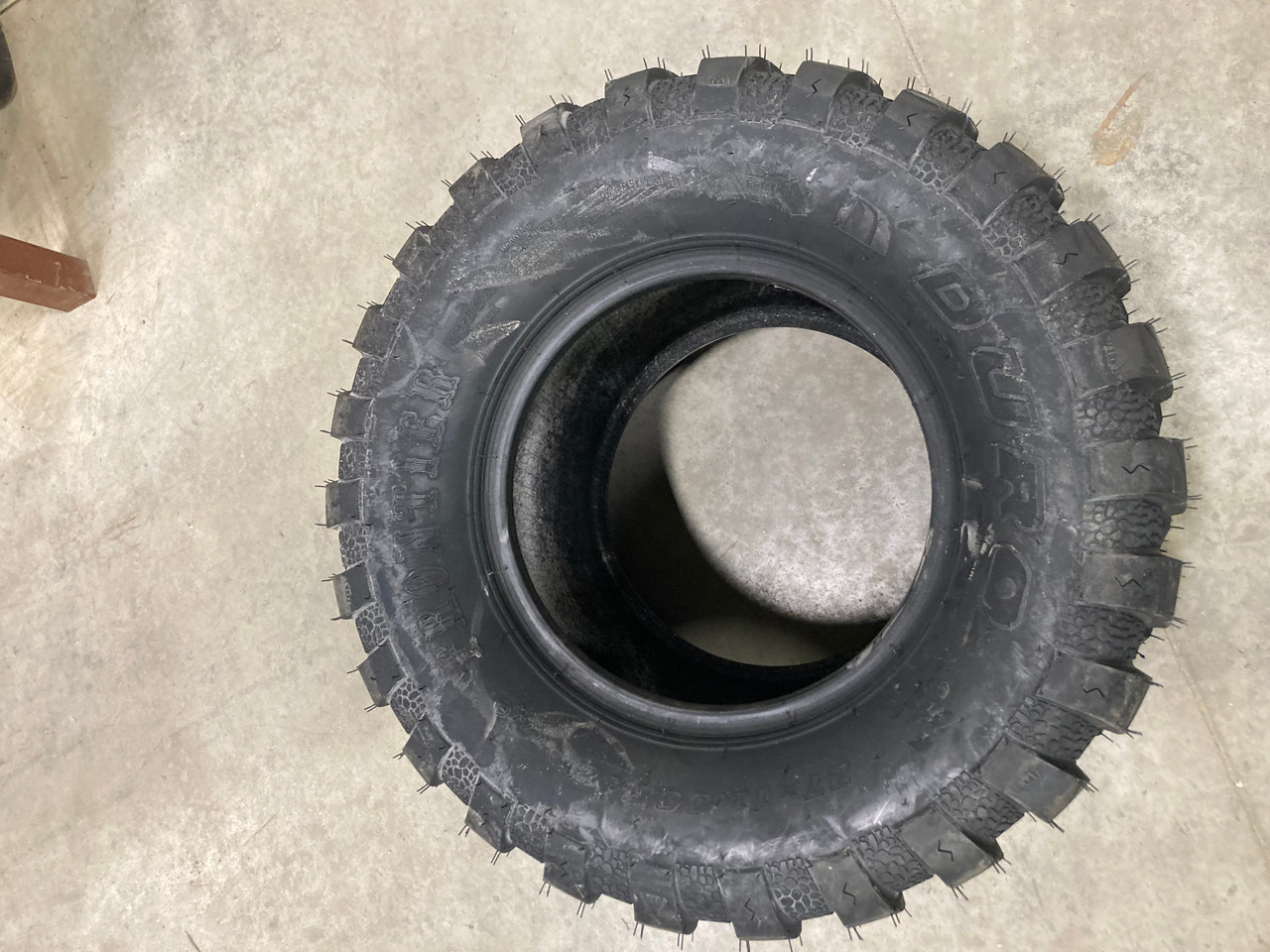 New Tire 27 11.00 12 Radial Duro Frontier 6 Ply ATV 27x11R12