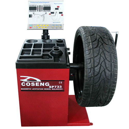 New Coseng SP733 Car & Light Truck Tire Balancer