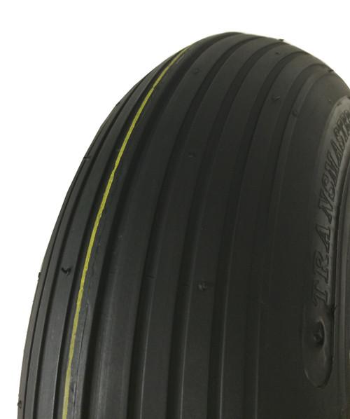 New Tire 3.50 8 Greensaver Rib Tooth S379 2 Ply Mower 3.50x8 Wheelbarrow