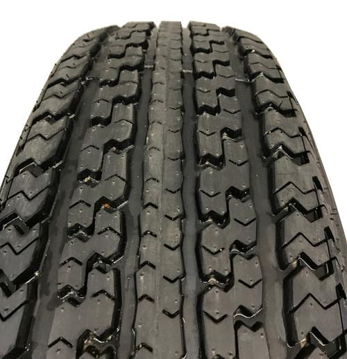 New Tire 225 75 15 Loadmaxx ST 10 Ply Radial Marathon ST225/75R15 Boat Trailer