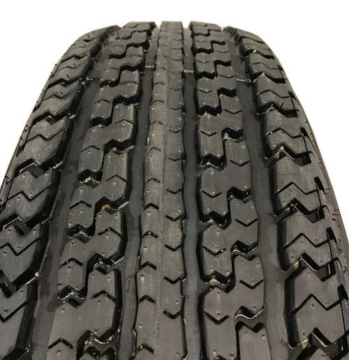 New Tire 225 75 15 Loadmaxx ST 10 Ply Radial Marathon ST225/75R15 Boat Trailer