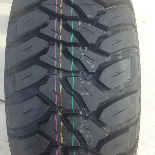 New Tire 265 75 16 Kenda Klever MT 10 Ply 3 ply sidewall  Mud LT265/75R16 USAF