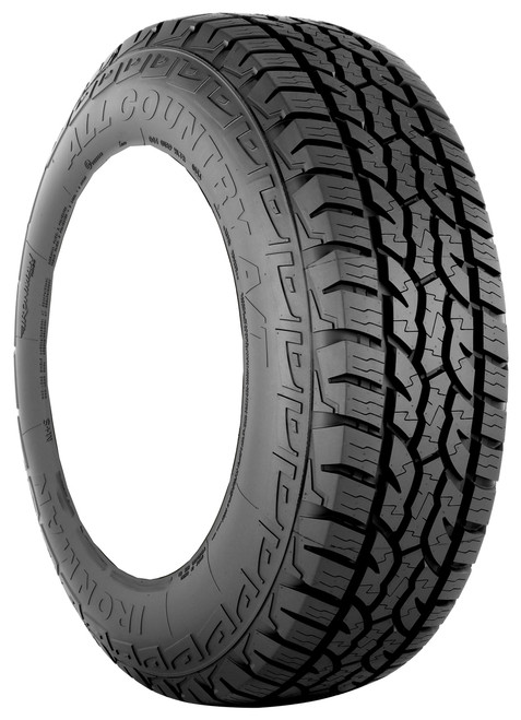 New Tire 245 75 17 Ironman All Terrain AT 10 Ply LT245/75R17