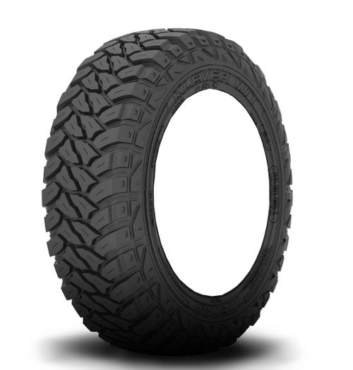 New Tire 35 12.50 20 Kenda Klever MT 10 Ply 3 ply sidewall Mud LT35x12.50R20 USAF