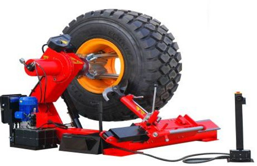 "New Tire Changer Machine Coseng CD540A  14-46"" Truck Farm Ag Commercial Industrial Grade"