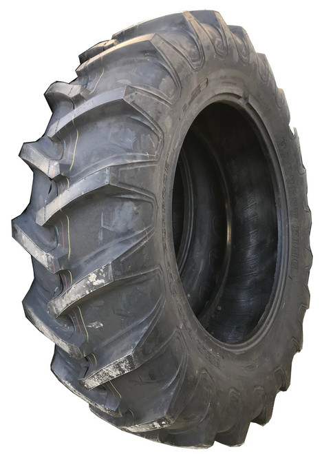 New Tire 12.4 24 Harvest King R1 8 Ply TT 12.4x24 USAF