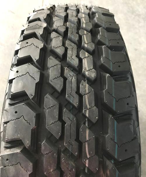 New Tire 265 70 17 Wild Trail CTX AT All Terrain 10 Ply LT265/70R17