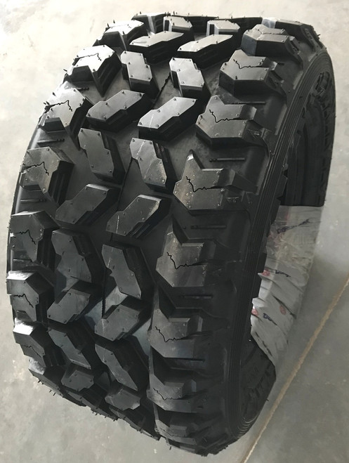 New Radial ATV Tire 25 10.00 12 Terrarok 8 Ply 25x10.00R12