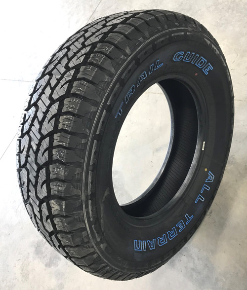 New Tire 275 65 18 Trail Guide AT All Terrain 10 Ply LT275/65R18