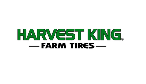 New Tire 6.00 16 Harvest King 3 Rib F-2 6 ply TT 6.00x16