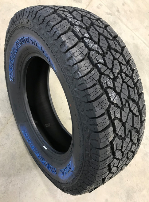 New Tire 275 70 18 Trail Cutter AT2 All Terrain 10 Ply LT275/70R18 50,000 mile