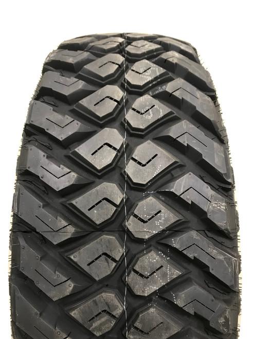 New Tire 295 55 20 Maxxis Razr MT Mud 10 Ply LT295/55R20 40,000 Mile Warranty