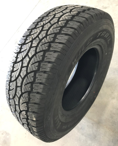New Tire 275 55 20 Wild Trail AT All Terrain 117T XL P275/55R20