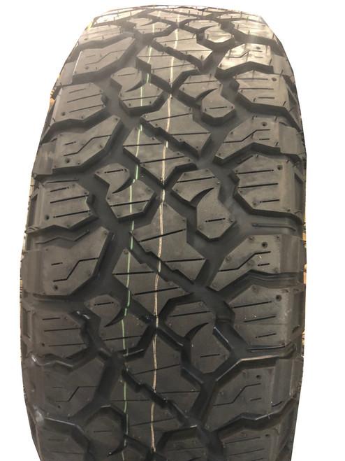 New Tire 235 80 17 Kenda Klever RT 10 Ply Mud 3ply Sidewall LT235/80R17 USAF