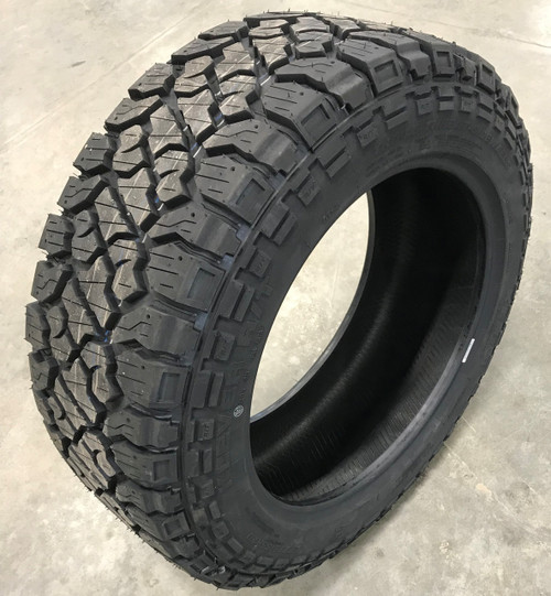 New Tire 275 55 20 Kenda Klever RT 10 Ply Mud 3ply Sidewall LT275/55R20 USAF