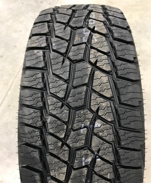 New Tire 305 70 16 Hercules Terra Trac AT II OWL 10 ply LT305/70R16 60,000 Miles