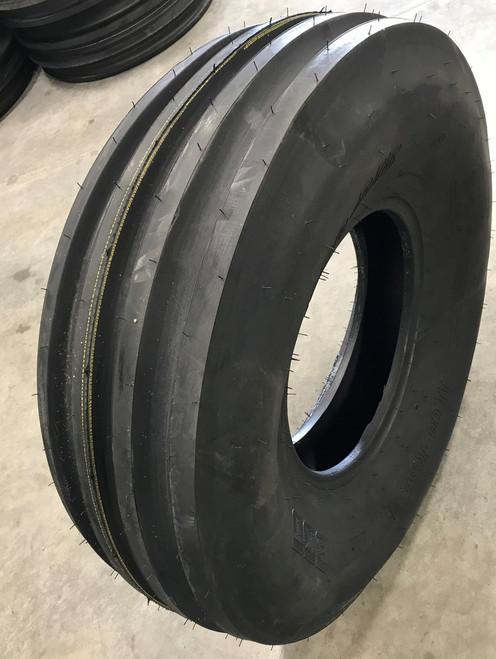 New Tire 10.00 16 BKT Pro Rib 4 Rib 8 Ply Tubetype F-2M