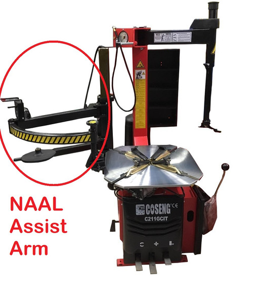New NAAL - Assist Arm for Coseng 211 CIT Tire Machine