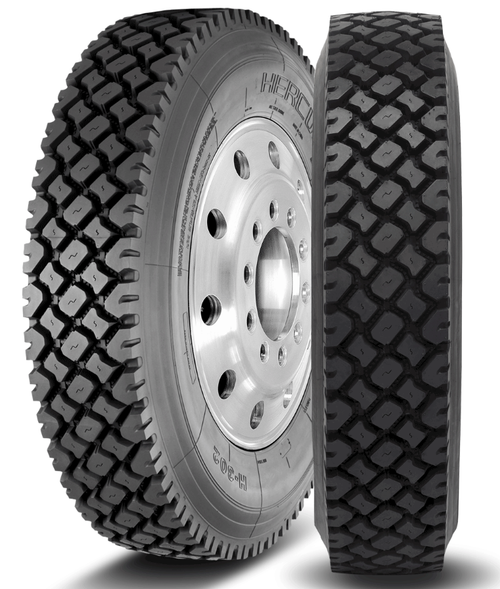 New Tire 11 R 24.5 Hercules H-302 Deep Lug Driver Mixed Service 16ply 11R24.5 ATD