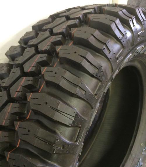New Tire 265 75 16 Maxxis Bighorn MT-762 Mud 6 Ply OWL LT265/75R16