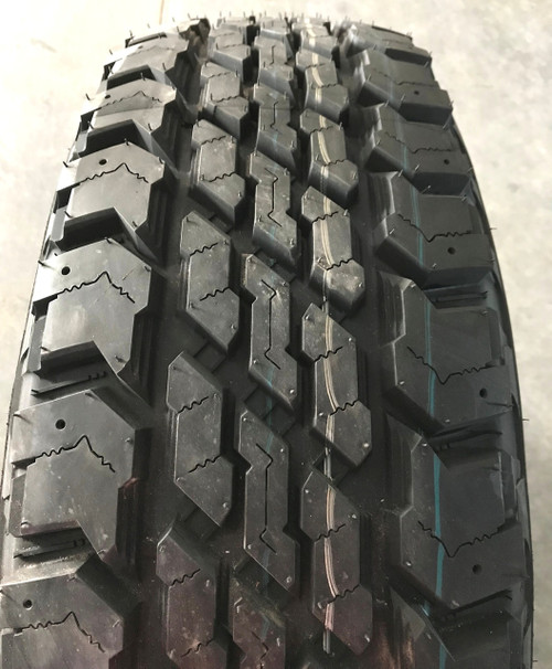 New Tire 245 75 17 Wild Trail CTX AT All Terrain 10 Ply LT245/75R17