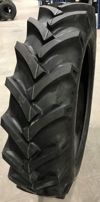 12.4 38 New GTK Bias R1 Tractor Tire AS100 8 Ply TubeType 12.4x38
