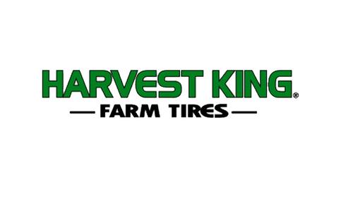 New Tire 6.50 16 Harvest King 3 Rib F-2 6 ply TT 6.50x16