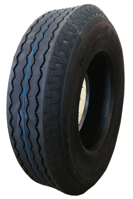 New Tire 8 14.5 K9 ST Trailer 14 ply Tubeless Bias Square 8-14.5 ST205/85D14.5/14 DOB
