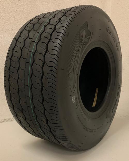 New Radial Golf Cart Tire 18X8.50R8 K9 Brand 4 ply TL 18 8.50 8 18x8.50-8 DOB
