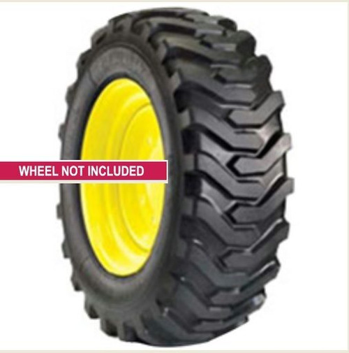 New Tire 27 8.50 15 Carlisle Trac Chief Skid Steer 27x8.50-10 6 Ply TL ATD