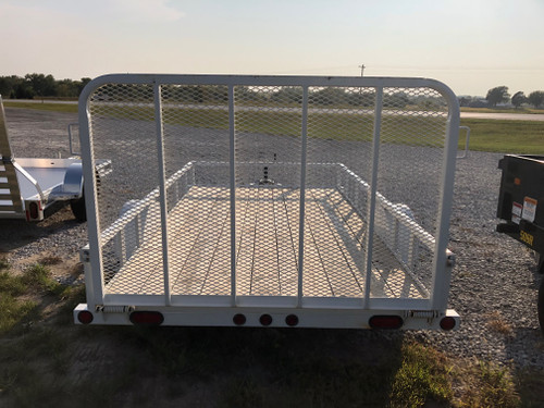 """2019 Load Trail 77""""x 12ft Utility"""