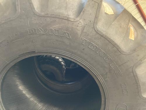 New Tire 30.5 L 32 Goodyear Dyna Torque II 12 ply TL 30.5L-32 Combine